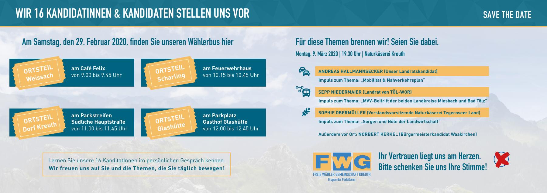 Flyer Bürgerbus Teil 2